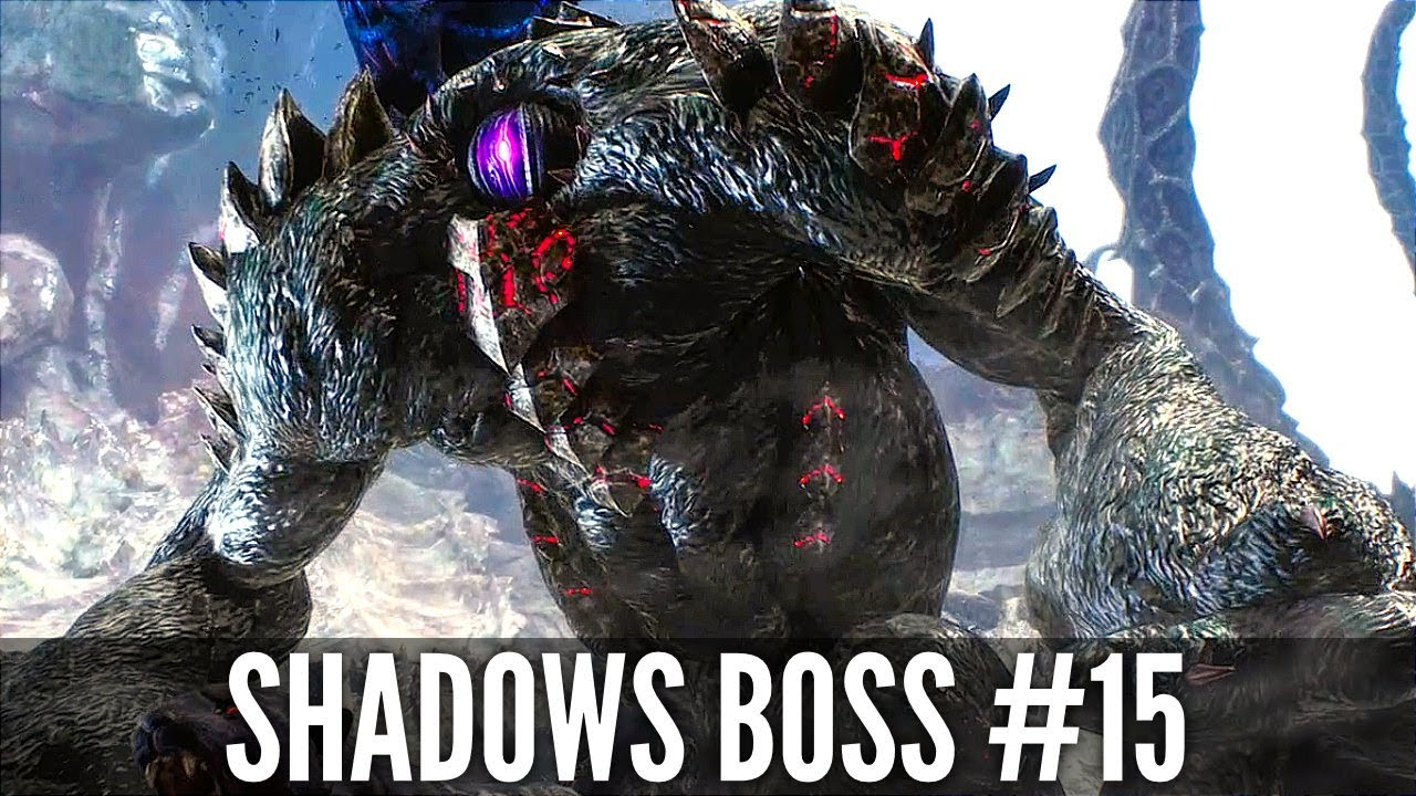 Teufel kann schrei 5 schatten boss fight # 15 (1080p hd 60fps) + video
