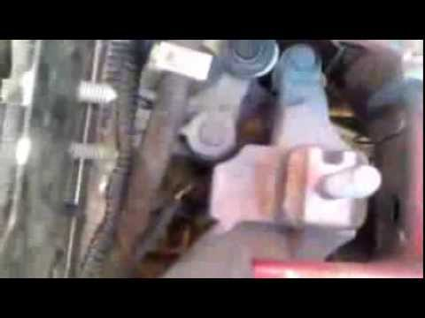 How to fix a REVERSE LIGHT SWITCH on a 2005 Ford Focus
