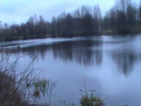 рыбалка ранней весной полезные советы видео