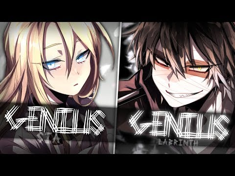 ◤Nightcore◢ ↬ Genius Switching Vocals