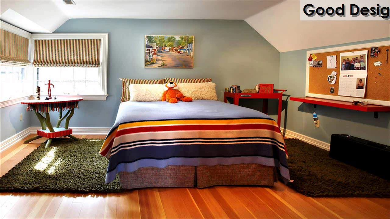 8 Year Old Bedroom Ideas Boy - YouTube