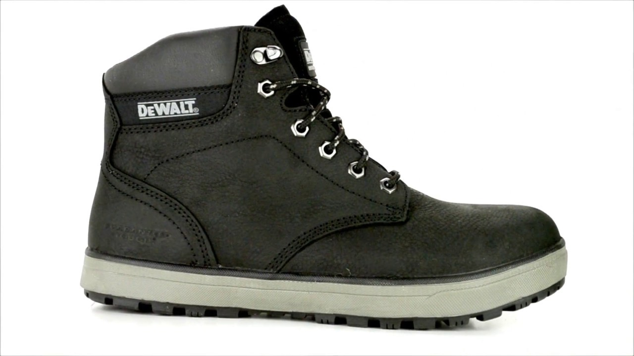576d44114e9 Men s DeWalt Plasma Steel Toe Wedge Sole Work Boots DXWP10007-BFF    Steel-Toe-Shoes.com