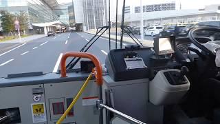 羽田京急バス ブルーリボンハイブリッド QSG-HL2ASAP ①