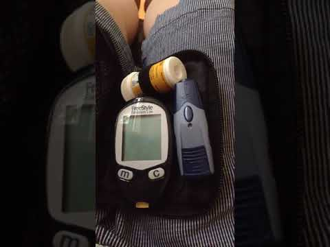 How To Use Freestyle Freedom-lite Blood Glucose Monitoring System