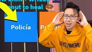 JOGANDO JAILBREAK EM ESPANHOL! Roblox