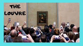 Mona Lisa madness, the Louvre, Paris