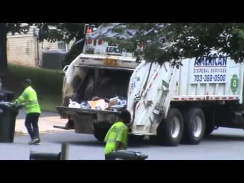 American Disposal International/Leach 2R Truck 25
