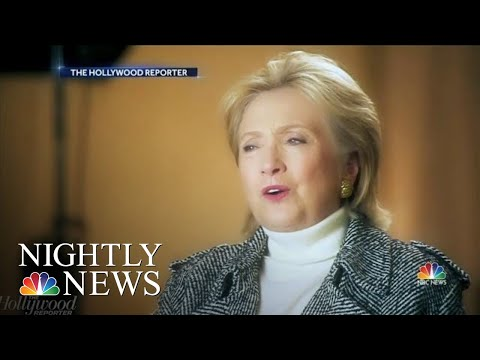 Hillary Clinton Unleashes On One-Time Rival Bernie Sanders | NBC Nightly News