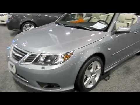 2009 saab 9 3 2 0t convertible in depth interior and. Black Bedroom Furniture Sets. Home Design Ideas