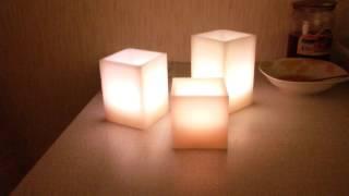 Светодиодные светильники свеча LCR-03SET(, 2015-10-12T20:35:45.000Z)
