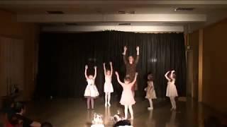 """Детская танцевальная новогодняя вечеринка 23.12.17. Школа танцев """"Экспромт"""""""