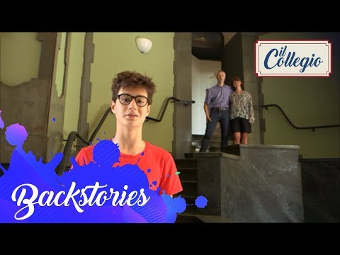 Backstories: Esteban Frigerio - Il Collegio 3