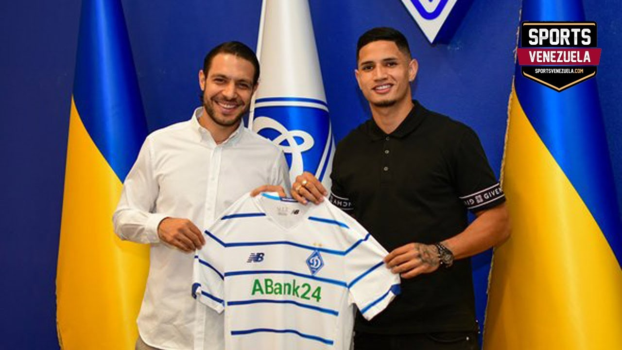 Eric Ramírez firma con Dinamo Kiev para jugar la Champions League