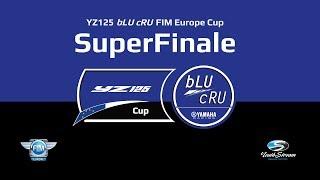 bLU cRU YZ125 Cup - Superfinale Video - Imola