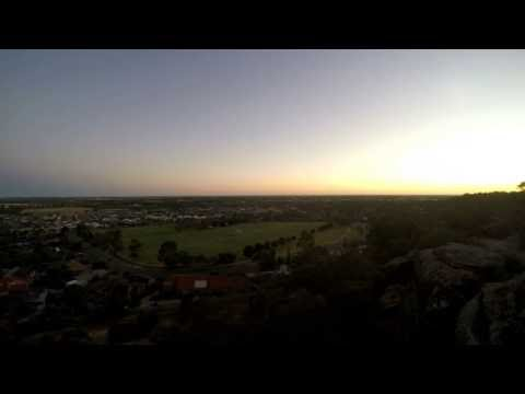 Night Lapse of Griffith NSW