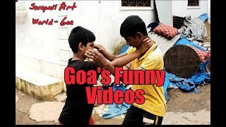 Every Friend when he look girls | This is what happen wen u ask without details  | Goa's Funny video