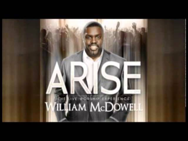 william-mcdowell-you-are-god-alone-instrumental-laquille-robinson