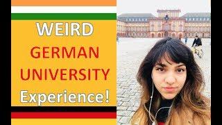Student culture shock in German University, MS in Germany, Indian student in Germany, BEST (2018)