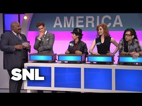 Thumbnail: Celebrity Family Feud - Saturday Night Live