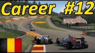 F1 2014 Career Mode Part 12: Spa, Belgium