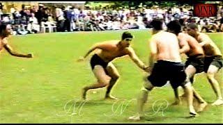 Kabaddi Final Canada VS Germany (مقابلہ کبڈی فائینل) 18th Annual Ijtema Khuddam ul Ahmadiyya 1997.