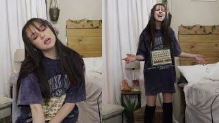 One of Haley Morales's most viewed videos: SINGING WITH NOISE CANCELLING HEADPHONES