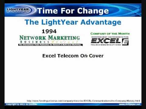 Similarities Between Lightyear Wireless & Excel Telecom