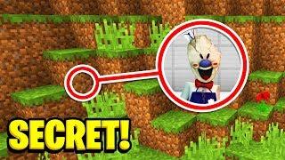 Minecraft: I FOUND ICESCREAM SECRET BASE! (Ps3/Xbox360/PS4/XboxOne/PE/MCPE)