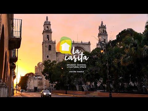 LA CASITA SPANISH SCHOOL   MERIDA, MEXICO