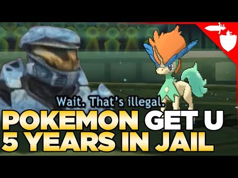 The ILLEGAL Pokemon That Can Send You To JAIL!