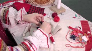 Мастер-класс по изготовлению обрядовой куклы