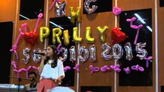 Prilly Latuconsina - Fall in Love MnG SBY By @Mawaddah_071295