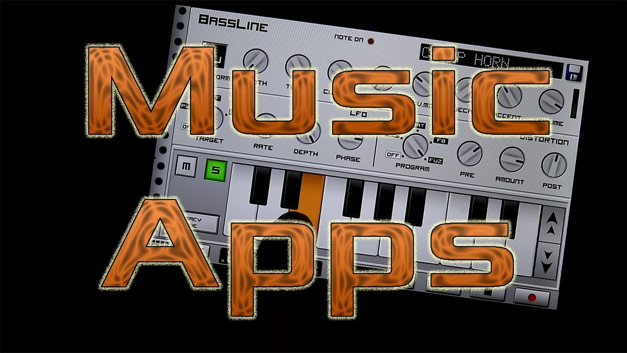 Make Your Own Music With Android Apps Youtube