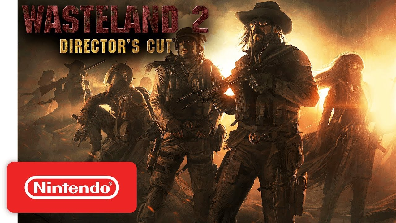 Resultado de imagen para Wasteland 2 switch