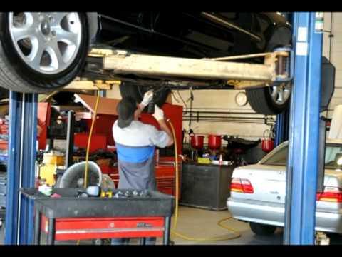 Mercedes benz repair west los angeles body shop clutch for Mercedes benz repair los angeles