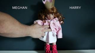 Yanny Laurel Meghan or Harry - NEW Sound Illusion - What Do You Hear? royal wedding