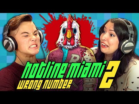 Back In Action (Sips Plays Hotline Miami 2: Wrong Number - Part 1)