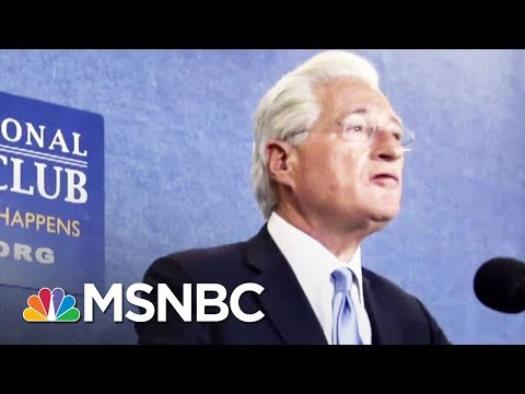 Maddow: Donald Trump's Lawyer May Need A Lawyer | Rachel Maddow | MSNBC