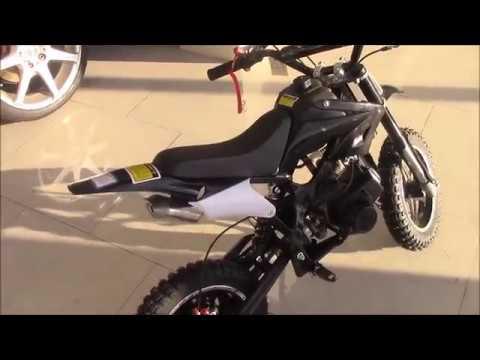 How to use the choke on your new bike - Pocket Bike, Dirt Bike, ATV