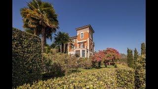 Historic Hilltop Villa in Verbania, Verbano Cusio Ossola, Italy   Sotheby's International Realty