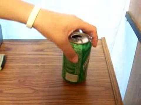 Magic Soda Can