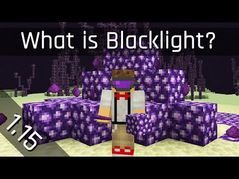Minecraft 1.15 Ideas: Blacklight