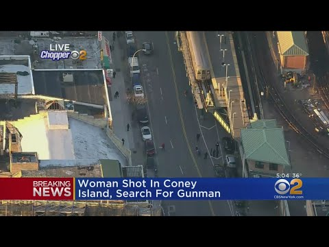 NYPD: Woman Shot On Coney Island – New York Alerts