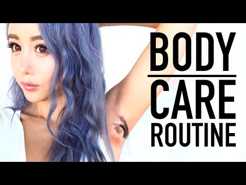 My Body Care Routine ♥ Armpit Makeup ♥ Expectations vs. Reality ♥ Wengie