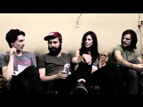Houndmouth Forecastle Preshow Interview
