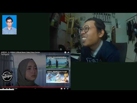 sabyan---al-wabaa'-(official-music-video)-virus-corona---malaysian-reaction