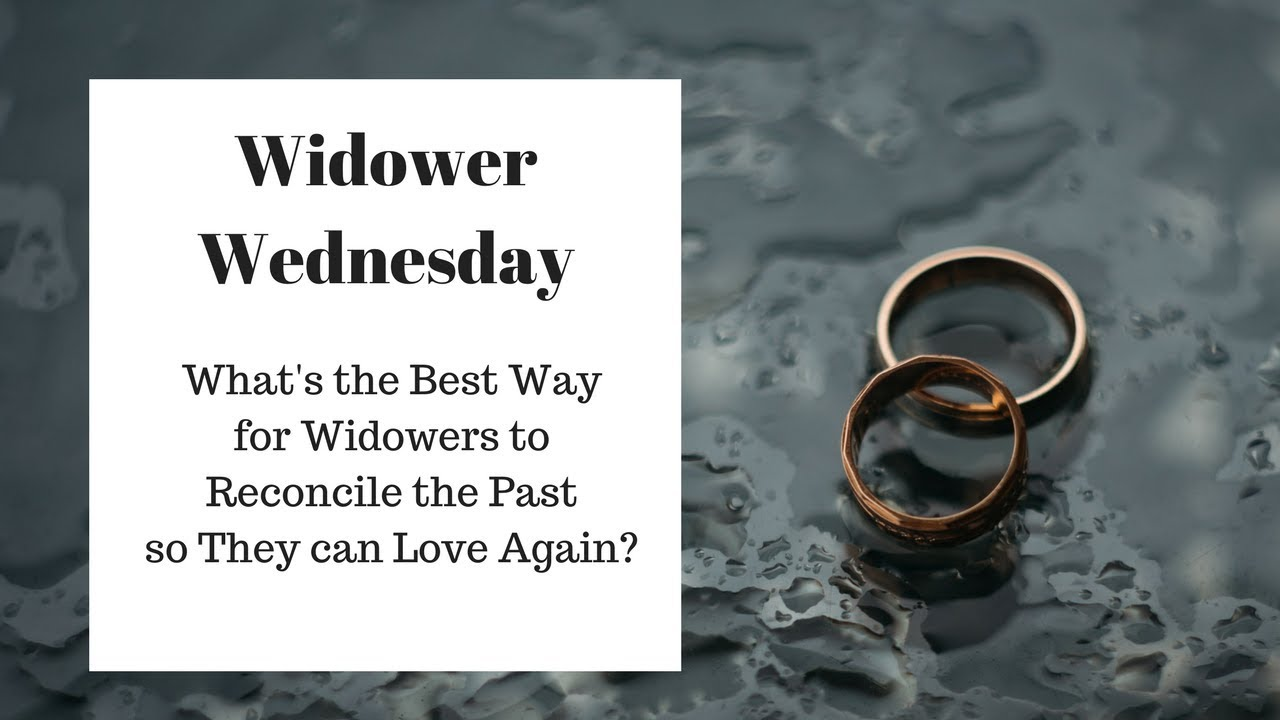 Starting a relationship with a widower