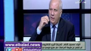 ممدوح الإمام: الإعلام البديل مخطط «جورج سورس» بأيدي نشطاء.. فيديو