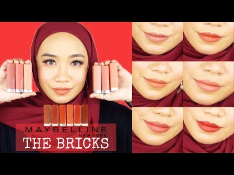babat-habis-maybelline-the-bricks-(swatch,-dupe,-review)-|-aro-kopa