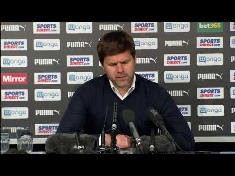 Mauricio Pochettino apologises to Spurs fans after 5-1 defeat at Newcastle